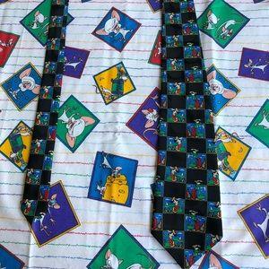 Vintage Disney Golf Tie